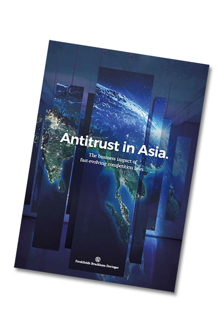 Antitrust in Asia report