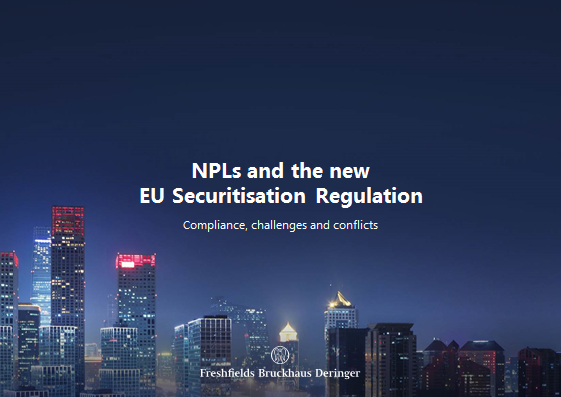 NPL and the new EU Securitisation Regulation