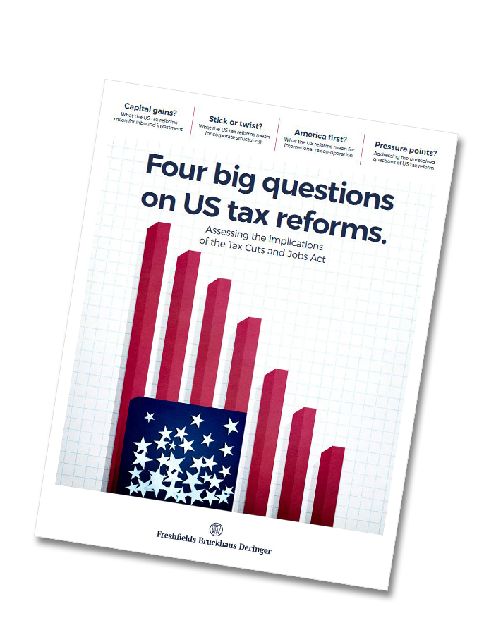 US Tax Reform cover