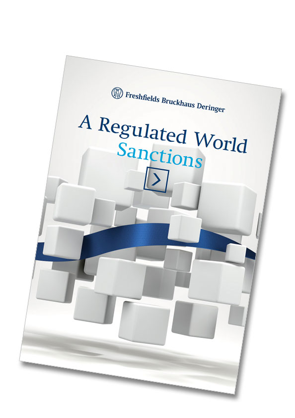 Download our sanctions guide